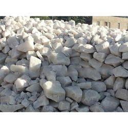 Snow White Quartz Stone, 50kg