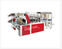 Automatic Perforated On Roll Bag Making Machine T-Shirt