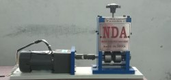 Standard Single Phase Automatic Wire Stripping Machine, Model Name/Number: Nda W1, Capacity: 1mm To 10mm
