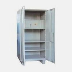 RMF Metal Steel Wardrobe with Full Locker, Warranty: More Than 5 Year, Size: 78 H X 36w X 22d