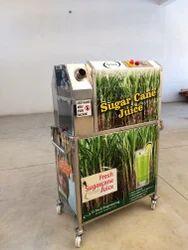 Automatic Sugarcane Crusher