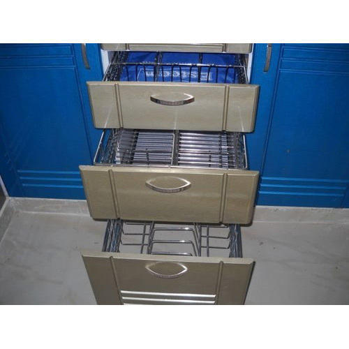 Kitchen Racks Modular Ss Kitchen Rack Manufacturer From Jaipur