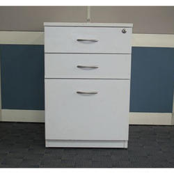 Pedestal Three Drawer