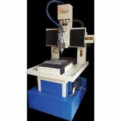 Sharp 4040E Metal Engraving Machine