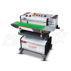 Continuous Air Suction Band Sealer