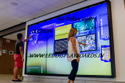 Lfd Data Wall Video Lg Samsung Large Format Led Display