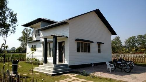Pre  Fabricated Farmhouse