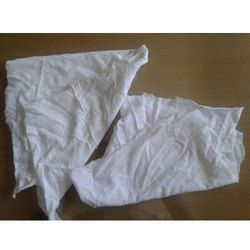 Cotton Waste Rags White MS