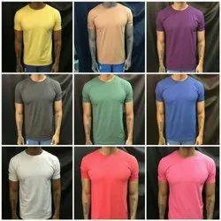 Round Neck Tshirt Blank T-Shirts