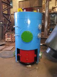 Vertical Tube Hot Water Boiler