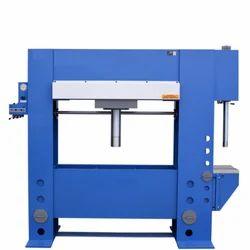 Bell Hydromatics Hydraulic Pallets Presses, Capacity: 2 ton