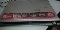 Sony DVD Player, for Home