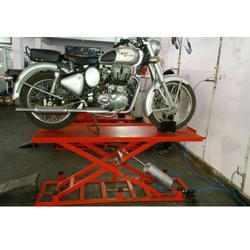 Amfos Two Wheelers Service Lift