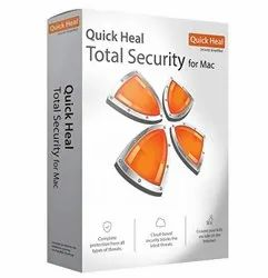 Quick Heal Antivirus Total Security for Mac