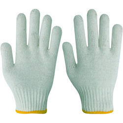 40 Gm Cotton Knitted Glove
