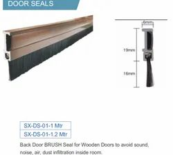 Brush Type Bottom  Door Seals