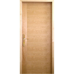 Wooden Veneer Door, Size: 7 X 3 Feet
