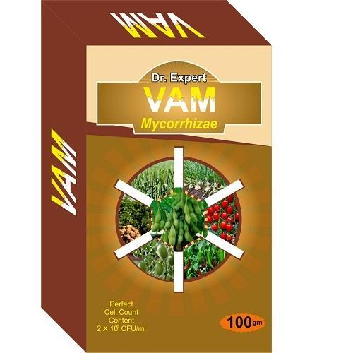 Dr. Expert Bio Vam Bio Fertilizer, Packaging Size: 100 Gram, Packaging Type: Box