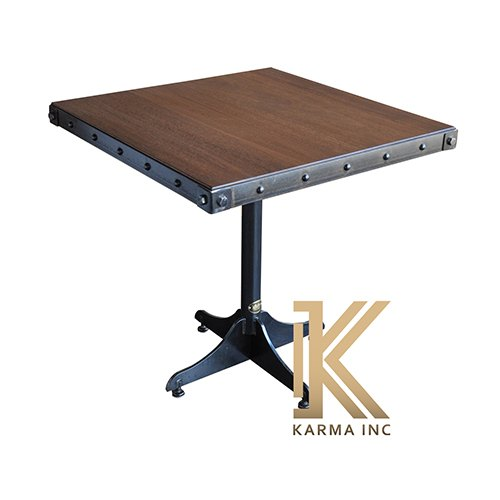 2 Seater Table For Cafe And Restaurant