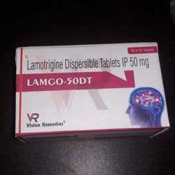 Lamotrigine Dispersible Tablets IP