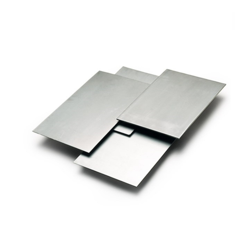 """18g Stainless steel sheet metal Size: 4/""""x 4/"""" lot of qty 9 Grade 316"""