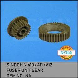 Sindoh N 410 / 411 / 612 Fuser Unit Gear