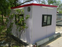 NEEDHI Frp Security Cabin