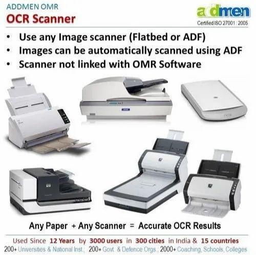 OCR Scanner Software