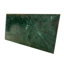 Green Polished Slab, Thickness: 15-20 mm