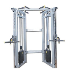 Peak Fitness Functional Trainer, For Gym
