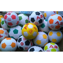 Pu Colored Football