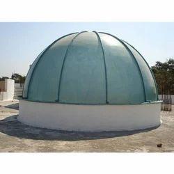 FRP Hemisphere Domes