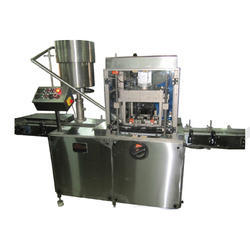 Linear Cap Tightening Machines