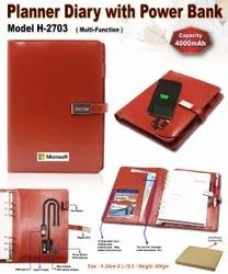 Power Bank Diary H 2703