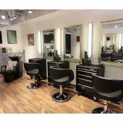 Modern Salon Interior Designing