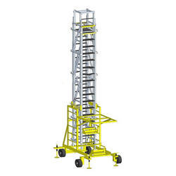 3 Sliding Tiltable Tower Ladder