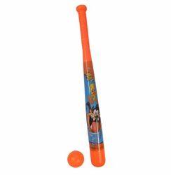 DC Comics and Turner Orange DC Comics Looney Tunes Baseball Bat And Ball Set