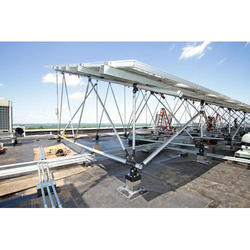 Solar Panel Support Structure