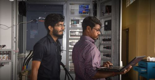 System Integration Services Industrial Automation In