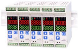 Din Rail Mounted Indicating Controller