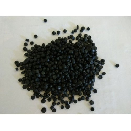 HDPE Black Plastic Granules, Packaging Size: 25 kg, Packaging Type: Bag
