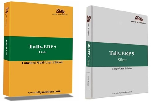 Tally Erp 9 Single User At Rs 19500 Pack Tally Erp 9 Silver Single User Id 16093148188