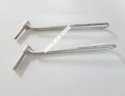 Tap Sleeve 3.5mm & 4.5mm Orthopedic Instrument