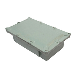 Rectangular Flameproof Junction Box