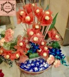 Gift Chocolate Bouquets