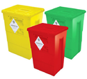Without Wheel Dustbins