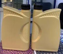 1000 ml Lubricant Oil Bottle (Golden)