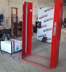 Sanitizing Door