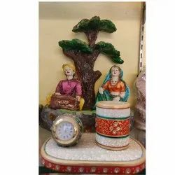 Brown Wood Home Decorative Items, For Gifting Purpose