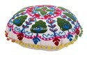 Suzani Floor Pillow Cushion Cover